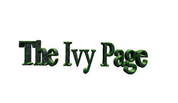 The Ivy Page